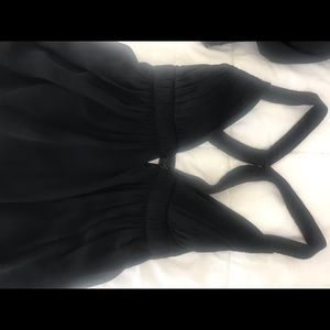 Cache Black short dress